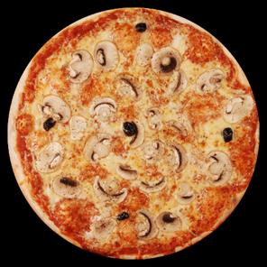 Pizza champignons pizzapp for Pata pizza salon de provence